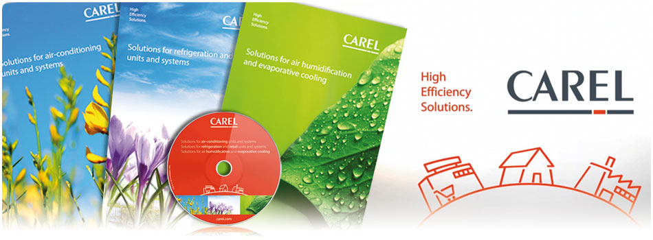 CAREL catalogues