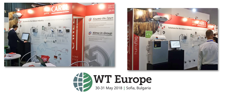 CAREL at WT Europe